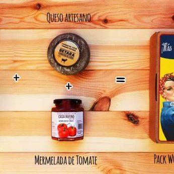 Regalos para las madres, Día de la Madre, Women's Power, mujeres especiales - Regalos originales gourmet Gastroidea.com