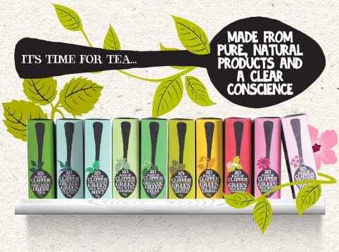 Clipper tea - www.gastroidea.com