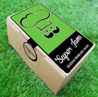Pack Mermeladas Rufino II, mermeladas saladas Casa Rufino - Regalos originales gourmet Gastroidea.com