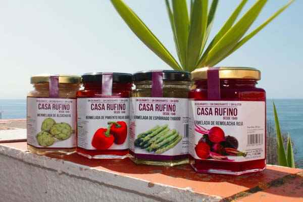 Mermeladas Casa Rufino - Gastroidea.com