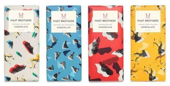Los 10 mejores Chocolates artesanos, Mast Brothers - Gastroidea.com