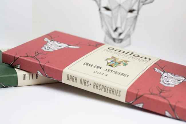 Los 10 mejores Chocolates, Omnom Chocolate - Gastroidea.com
