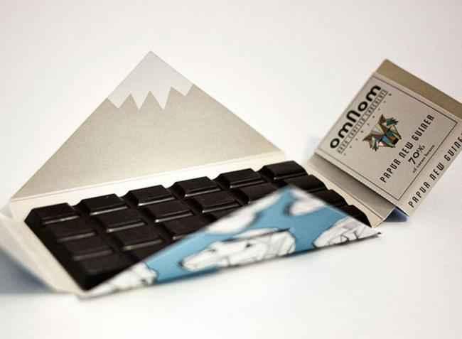 Los 10 mejores Chocolates artesanos, Omnom Chocolate - Gastroidea.com