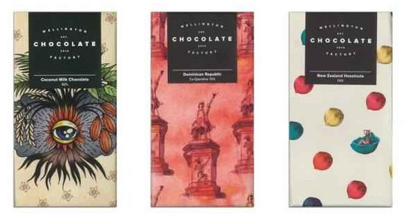 Los 10 mejores Chocolates artesanos, Wellington Chocolate Factory - Gastroidea.com