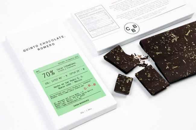 Los 10 mejores Chocolates artesanos, Casa Bosques - Gastroidea.com