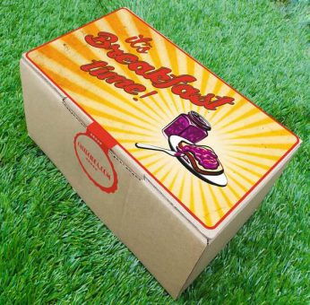 Pack Desayuno Break-Fast Time, regala un desayuno - Regalos originales gourmet Gastroidea.com