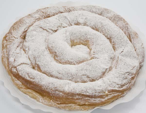 10 dulces típicos de España, Ensaimada mallorquina - Gastroidea.com