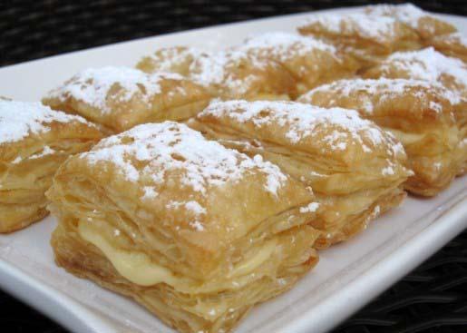 10 dulces típicos de España, Miguelitos de la Roda - Gastroidea.com