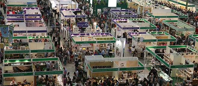 La asistencia a la Feria Biocultura aumenta anualente - Gastroidea.com