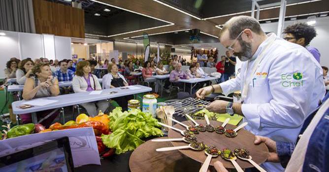 Feria Biocultura, productos saludables ecológicos - Regalos originales gourmet Gastroidea.com