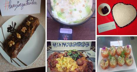 1er Concurso de Fotografía Gastronómica #LaMejorGastroidea - Gastroidea.com