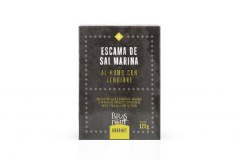 Escamas de sal Bras del Port, sal de sabores, cocina, delicatessen, regalos originales gourmet, gastroidea.com